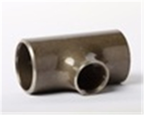 factory Price of SCH 80 STD carbon steel equal and reducing tees for Home plumbing systems