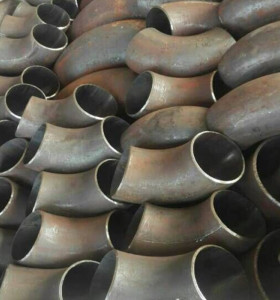 seamless 20 grade steel pipe fittings pipe elbows DN 200