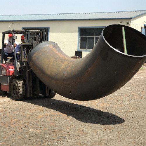 seamless steel pipe Elbows in big size for plumbing and heating systerm