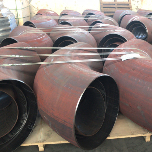 Russia Belarus carbon steel butt weld pipe fittings in factory price