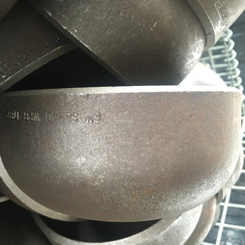 STD steel pipe fittings for high-rise building anti-fire pipelines