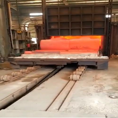 Heat treatment details of steel pipe fittings