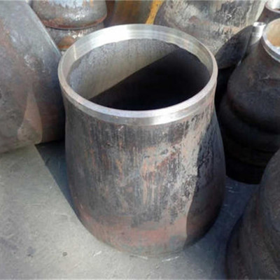 219mm Standard Carbon Steel Weld Eccentric Reducer