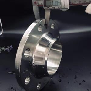 welding neck flanges of carbon steel in GOST 12821-80 PN 6-PN160