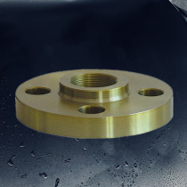 Chinese Manufacturer of threaded RF flange made of ASTM A 105