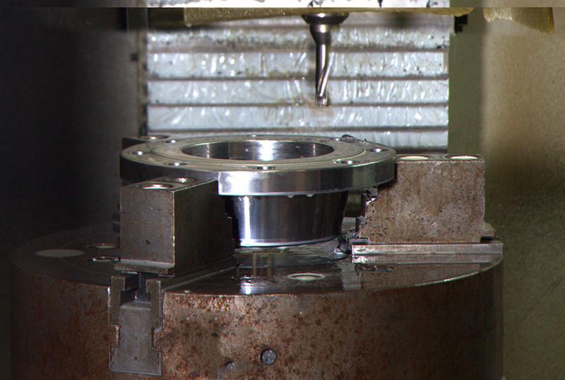 DRILLING OF CARBON STEEL PIPE WELDING NECK FLANGE