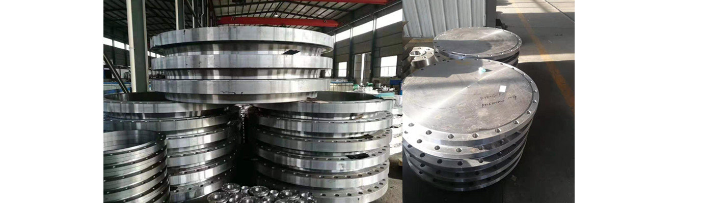 application of pipe flanges