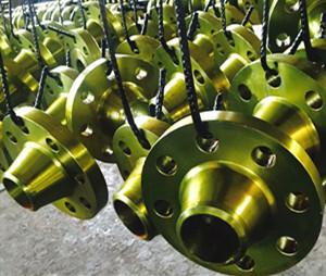 SABS 1123 welding neck flanges