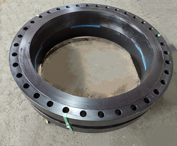 Plack Painting of WN flanges