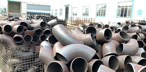 JS FITTINGS seamless pipe fittings