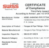 JS FITTINGS has approved by CE certificate again