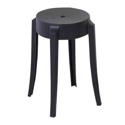 Creative fashion modern dining chair simple plastic chair