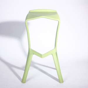 High-quality fashionable and durable plastic leisure bar chair