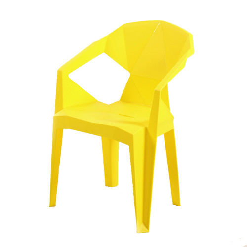 Furniture plastic armchair with modern design cheap outdoor chair