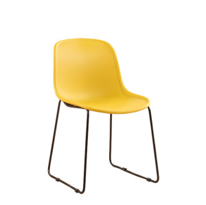 Modern Style Plastic Metal Outdoor Garden Chair