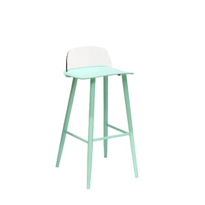 Modern Plastic Bar Stool High Chairs High Quality Plastic Bar Stools