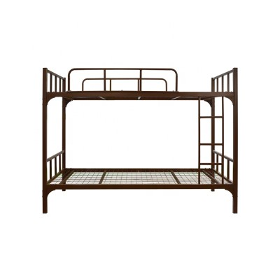 High Quality Bedroom Double Furniture Bed Design Iron Frame Bed