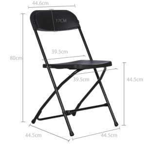 Backless metal yoga folding steel chair