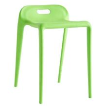 Modern plastic living room chairs