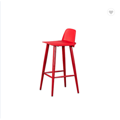 Hot Selling Of Square Low Back Plastic Living Room Chair
