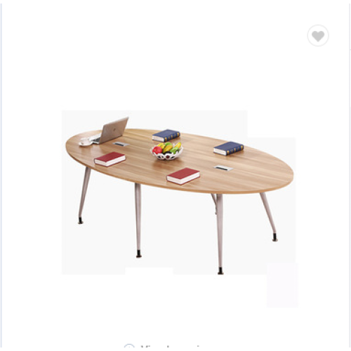 Solid wooden living room tables in modern style