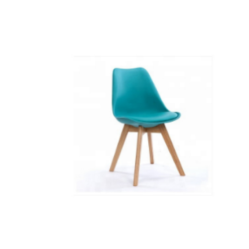 New Style Modern Style High Quality  Leisure Chair Plastic Dining Chairs