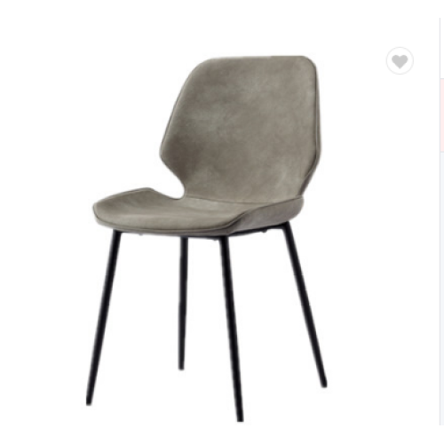 Modern leisure living room chair easy design colorful living room leisure modern moon chair