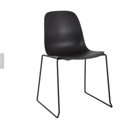 Modern Style Plastic Metal Outdoor Garden Chair