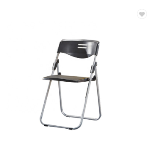 Folding Chair In Plastic Chairs With Metal Frame