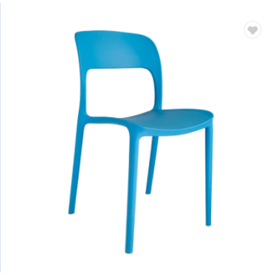 Modern design classic plastic chair use for dining room