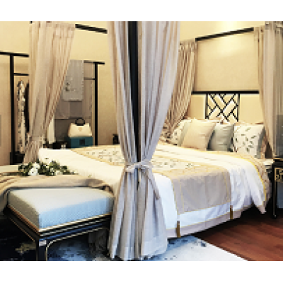 Custom Hot Sale Bedroom Designs With Wooden Furniture Bedroom Designed