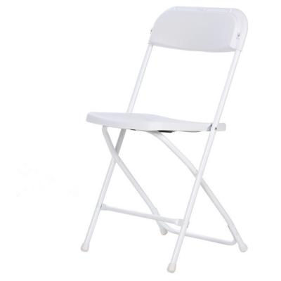 Backless metal yoga folding steel chair