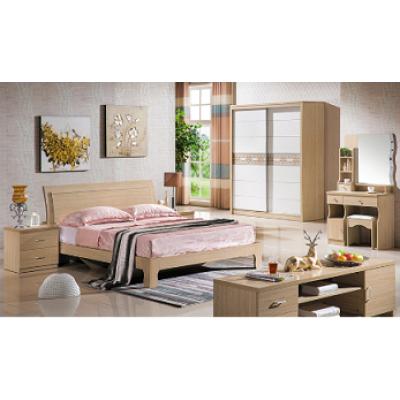 Newest design  bedroom set king size bed bedroom furniture