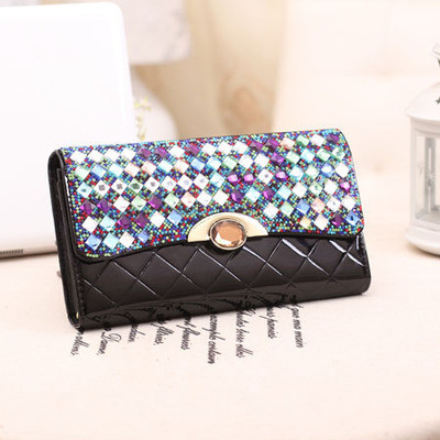 European and American Women Bag Cross-body Chain Bag with One Shoulder