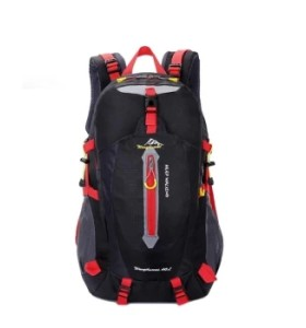 Functional  outdoor  folding waterproof hiking travel backpack bag
