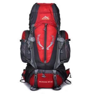 75L Large Capability Customer Oem Outdoor Backpacks Waterproof Hiking Backpack