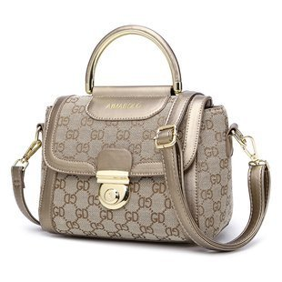 Classic Simple and Fashionable Small Square Bag for Ladies