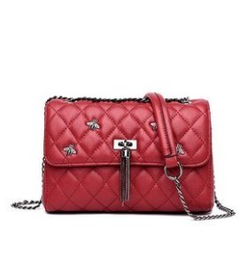 Hot Style Diamond Lady Cross Body Bag