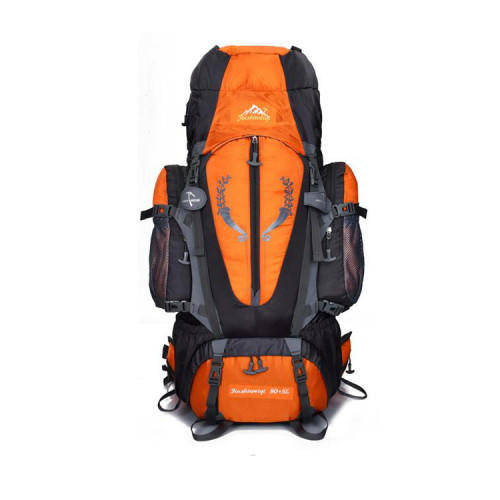 75L Large Capability Customer Oem Outdoor Backpacks Waterproof Hiking Backpack