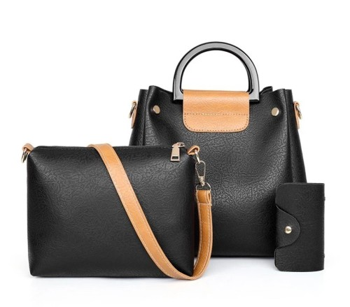 Single-shoulder Cross-body Portable Zipper Backpack