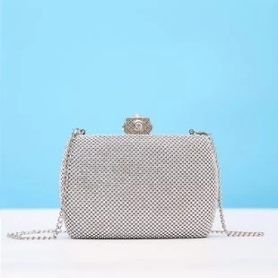Hot Style One Shoulder Bag with Diamond Ornament for Lady