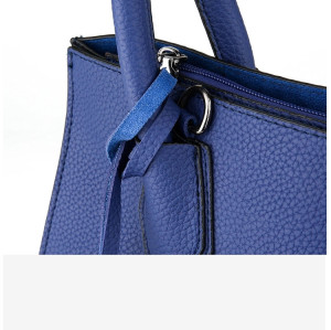 Color Design Detachable Adjustable Shoulder Bag