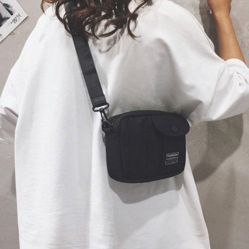 Wholesale Prime Canvas Waist Bag