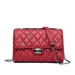 Hot Style Diamond Lady Cross Body Bag