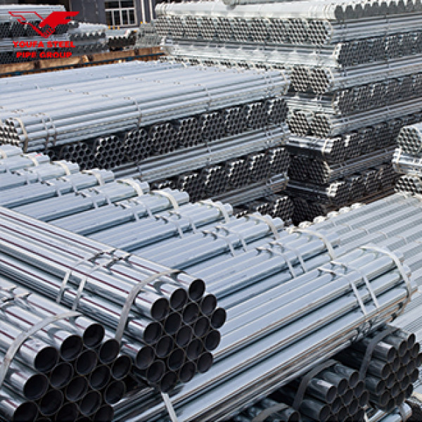 Rapid Delivery for China Galvanized Steel Hollow Section/Gi Pipe Pre Galvanized Steel Pipe