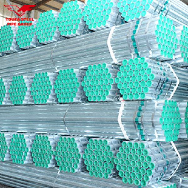 New Delivery for China Galvanized Steel Hollow Section/Gi Pipe Pre Galvanized Steel Pipe