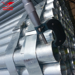 OEM Manufacturer China Galvanised Steel Square Hollow Section