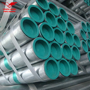 New Fashion Design for China Q345 Welded Carbon Steel Gi Scaffolding Pipe