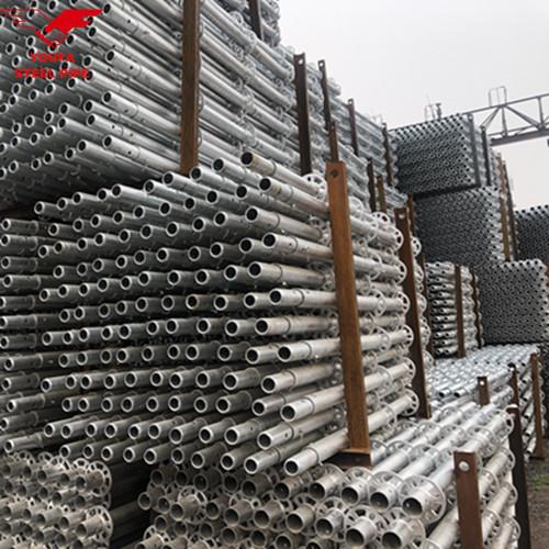 youfa high quality Steel Scaffolding Ringlock Scaffolding Tower Frame