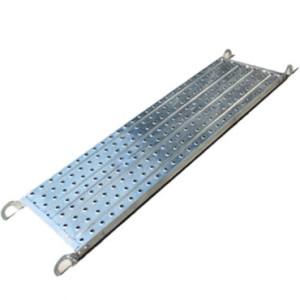 ringlock scaffolding with steel  galvanized steel scaffolding plank